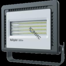 Прожектор светодиодный 100Вт IP65 6500К Navigator 14150, РФ1500