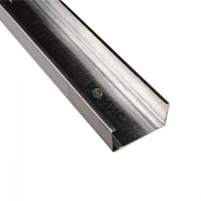 Профиль стеновой направляющий ПН  50 х40 х0,5 (дл.3м), РБ
