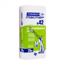 Гидроизоляционная смесь Тайфун Мастер №42 (25кг), РБ
