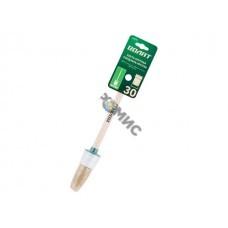 Кисть круглая № 6-30мм ВОЛАТ (малярная для ЛКМ на масляной основе, густых лаков, олифы, эмалей)