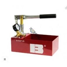 Опрессовщик ручной 50 бар, 45 мл/цикл, 10 литров. B-Test 50 (2020022) РБ