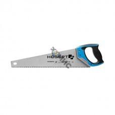 Ножовка по дер. 450мм-7 TPI-закаленное-трехстороняя заточка HOEGERT арт.HT3S204, Польша