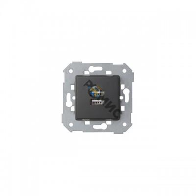 Зарядное устройство 2xUSB 2.1А 230В~ S75 7511096-039, Испания