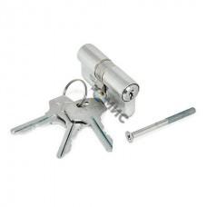 Цилиндровый механизм 60мм (30х30, англ.ключ-ключ) Стандарт Z.I.60-5K CP 5кл