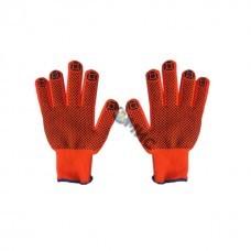 Перчатки утепленные акриловые, ПВХ